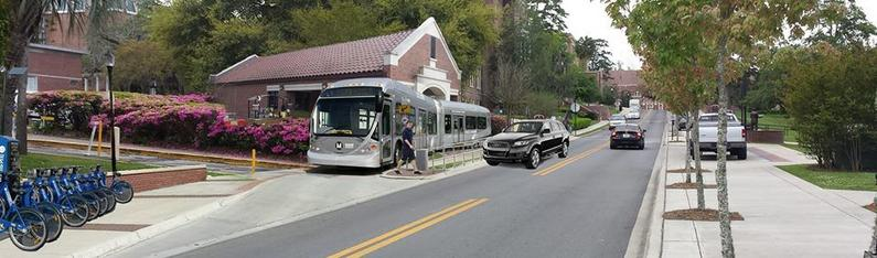 Integrating Premium Transit Alternatives at FSU