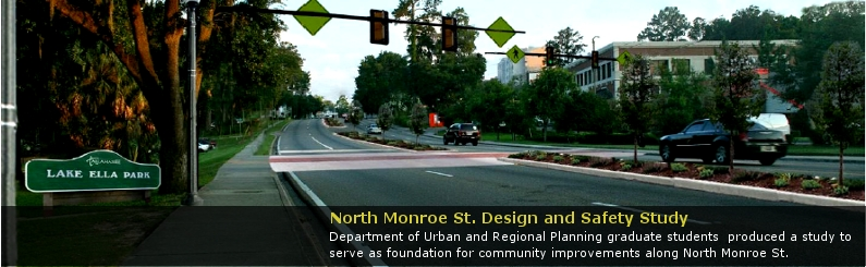 North Monroe Street Design and Safety Study