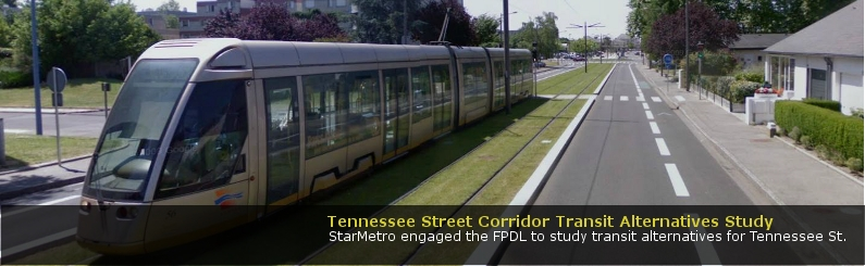 StarMetro engaged the FPDL to study transit alternatives