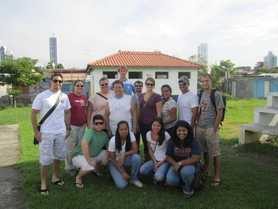 Florida State University Students in Boca La Caja